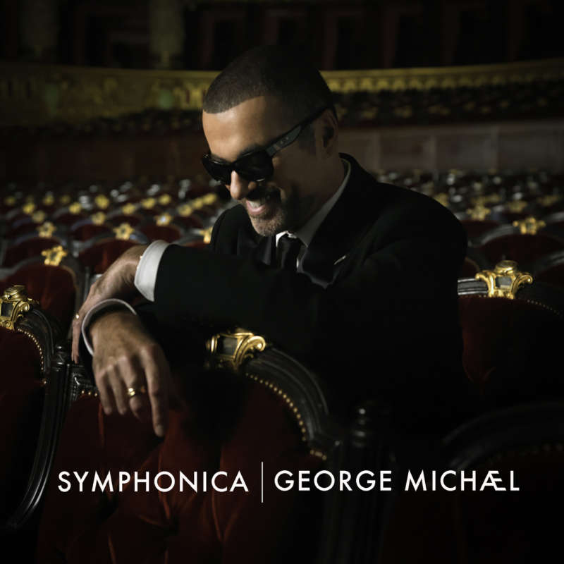 Cover for album George Michael - Symphonica