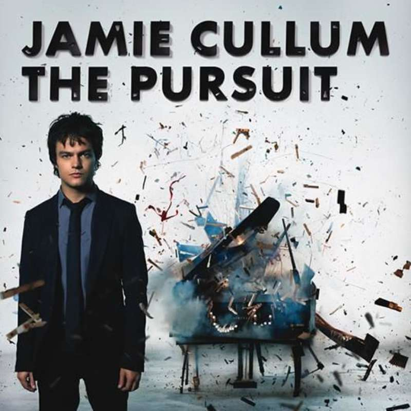 Cover for album Jamie Cullum - The Pursuit