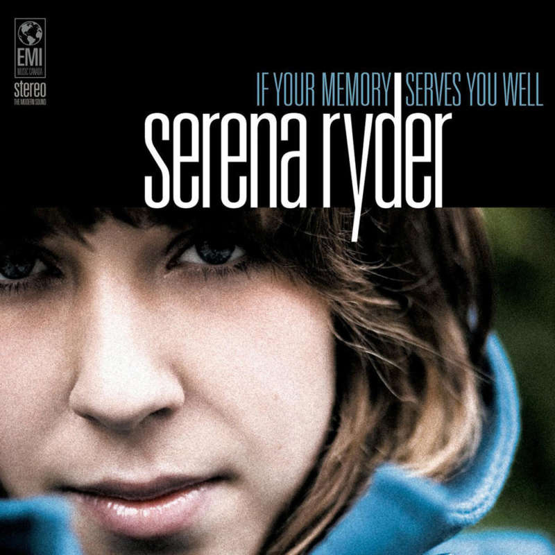 Cover for album Serena Ryder - If Your Memory Serves You Well
