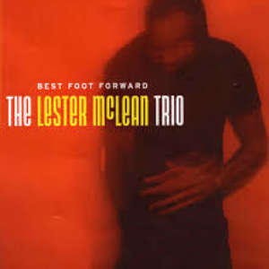Cover for album Lester McLean Trio - Best Foot Forward
