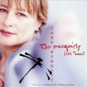 Cover for album Jane Bunnett - Red Dragonfly