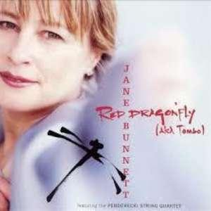 Cover for album Jane Bunnett - Red Dragonfly