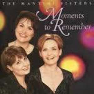 Cover for album Mantini Sisters - Moments to Remember