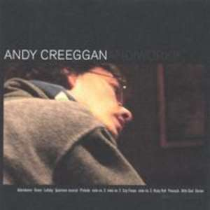 Cover for album Andy Creeggan - Andiwork II