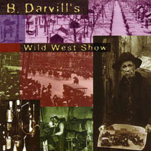 Cover for album Benjamin Darvill's - Wild West Show