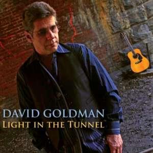 Cover for album David Goldman - Light In The Tunnel
