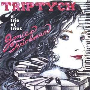 Cover for album Janice Friedman - Triptych