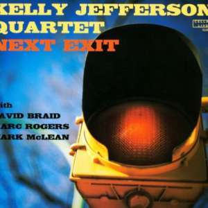 Cover for album Kelly Jefferson Quartet - Next Exit