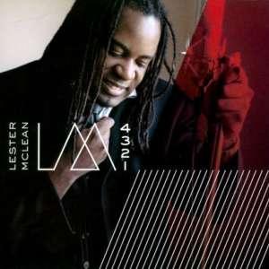 Cover for album Lester McLean Trio - 4-3-2-1