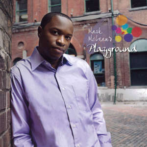 Cover for album Mark McLean - Playground