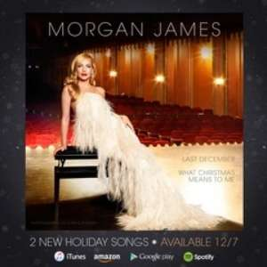 Cover for album Morgan James - Holiday Singles