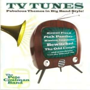 Cover for album Pete Coulman Band - TV Tunes