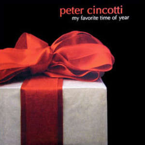 Cover for album Peter Cincotti - My Favorite Time of Year