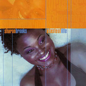 Cover for album Sharon Brooks - A Taste of Life