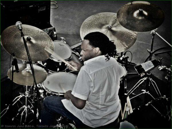 Mark Mc Lean Toronto Jazz Fest 2016